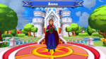 Anna Disney Magic Kingdoms Welcome Screen