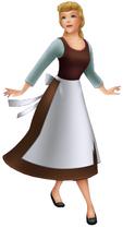 Cenicienta sirvienta KH