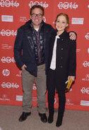 Chris Columbus & daughter Elenor Sundance14