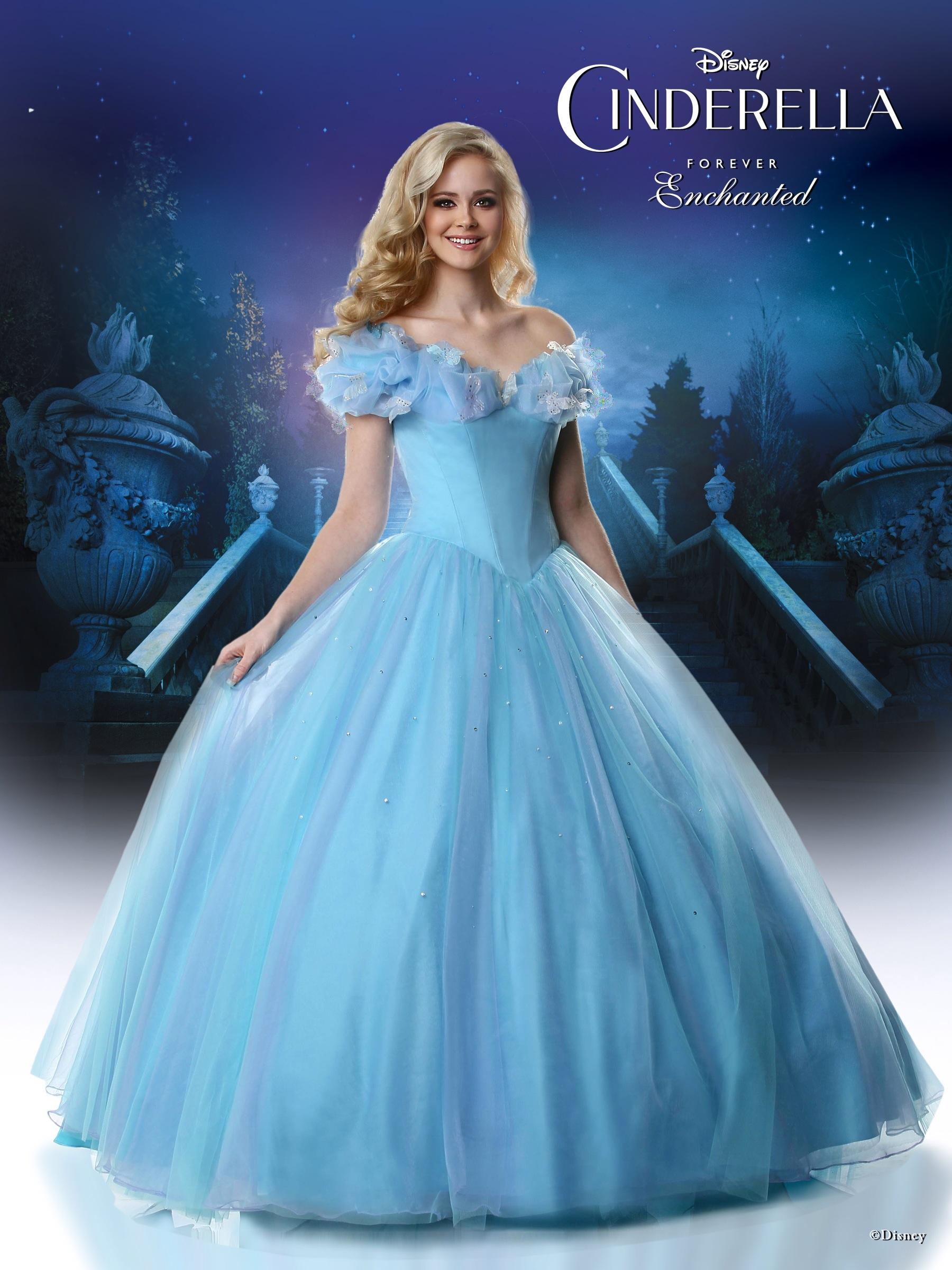 Image - Cinderella Forever Enchanted.jpg   Disney Princess Wiki ...