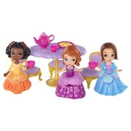 DISNEY Sofia the First Tea for Three 3-Pack