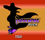 Darkwing Duck Title Card NES Version