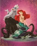 Designer Collection - Ariel and Ursula