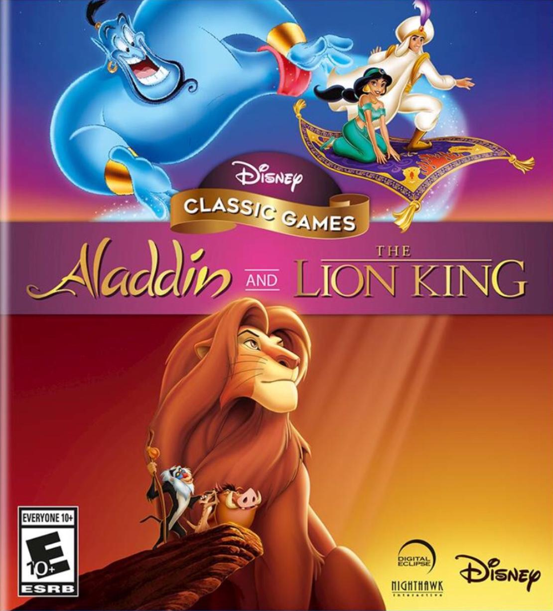 Disney Classic Games: Aladdin and The Lion King | Disney