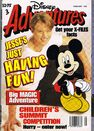 Disney adventures magazine australian cover february 1997 jesse gordon spencer