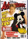 Disney adventures magazine australian cover february 1997 jesse gordon spencer