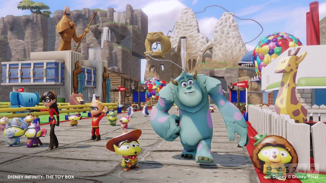 Wreck it ralph disney infinity wiki fandom powered by - Disney Infinity Toybox Worldcreation 4 Jpeg