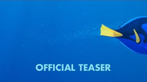 Finding Dory - Official US Teaser Trailer