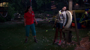 Gladys sees Zuri dead
