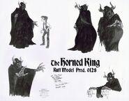 Horned-King-Model-Sheet