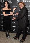 Jack Black & Jenny Slate at Sundance Fest