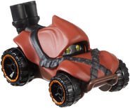 Jawa Hot Wheels