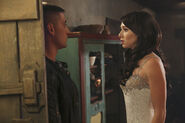 Once Upon a Time in Wonderland - 1x09 - Nothing to Fear - Photography - Will and Lizard