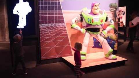 "Partes más memorable de ""The Science Behind Pixar Exhibition"""