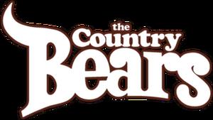 The Country Bears logo