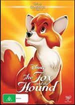 The Fox and the Hound 2016 AUS DVD