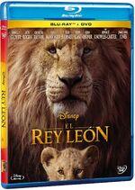 The Lion King 2019 Blu-ray and DVD México