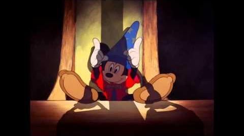 The Sorcerer's Apprentice (Fantasia)