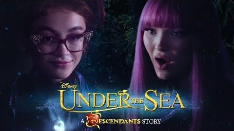 Under the Sea A Descendants Story Official Teaser 🐚