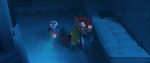 Zootopia Duo cornered