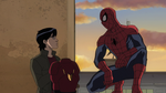 Amadeus Cho and Spider-Man 2