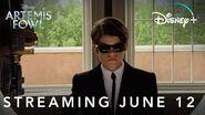 Artemis Fowl Streaming Exclusively June 12 Disney+