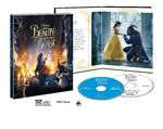 Beauty and the Beast Target Exclusive (Blu-ray + DVD + Digital)