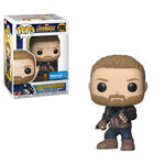 Captain America Action Pose IW POP