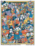 Disney Afternoon painting by Silvani
