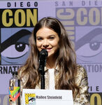 Hailee Steinfeld SDCC