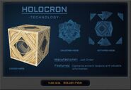 Holocron Diagram
