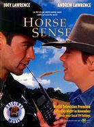 Horse Sense disney movie print ad NickMag Nov 1999