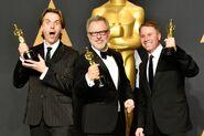 Howard Moore Spencer at Oscars17