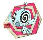 Japan Disney Mall - Lilo & Stitch Prototype Exp. 383 (Swirly)