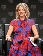Kaitlin Olson Summer 2018 Press Tour