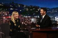 Kirsten Dunst visits JKL