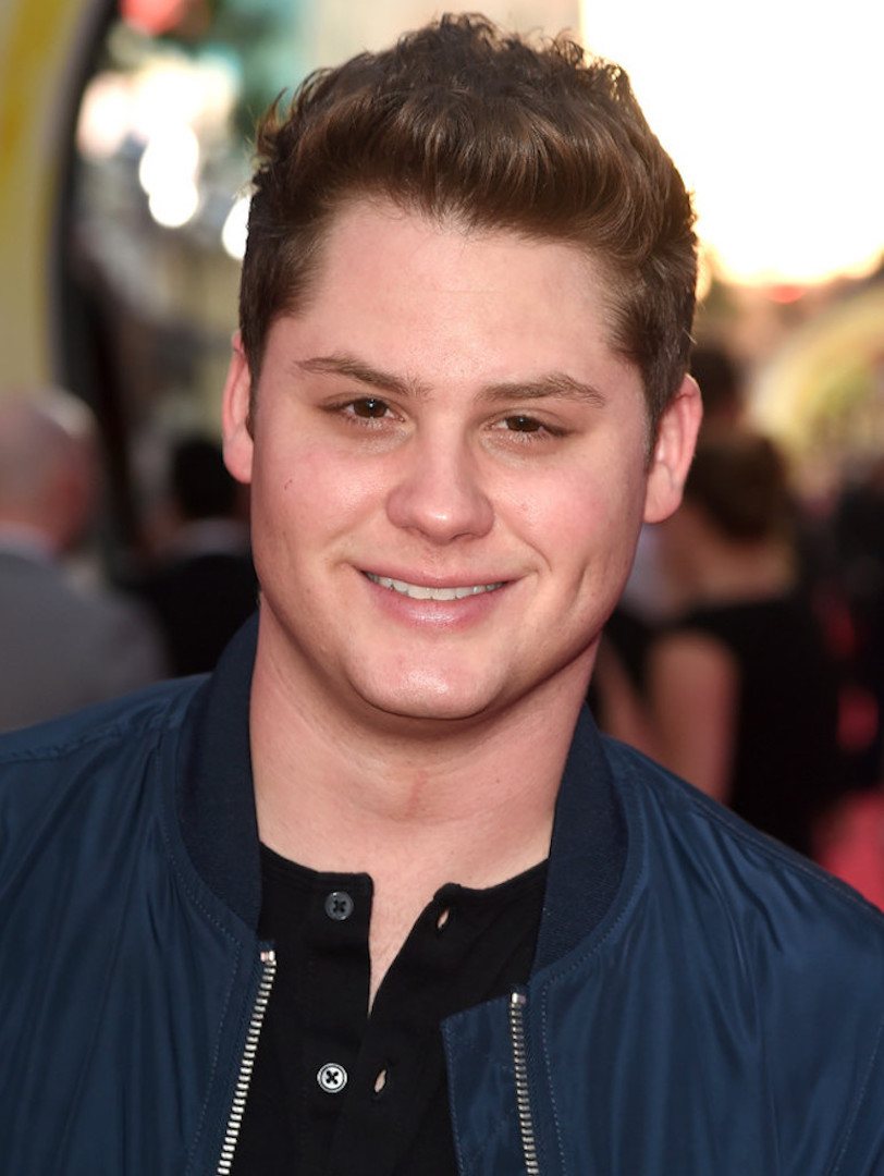 Matt Shively power rangers