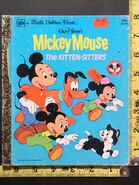Mickey Mouse and the Kitten Sitters MMC Book