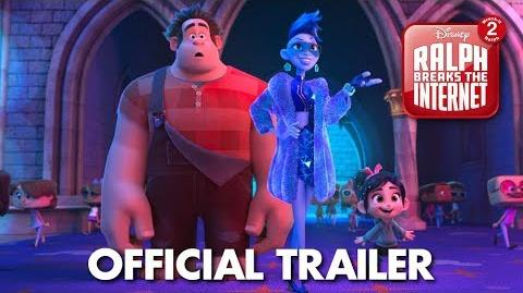 Ralph Breaks the Internet Wreck-It Ralph 2 Official Trailer