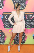 Rihanna KCA 2010