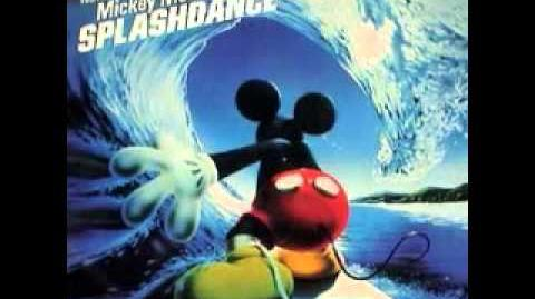 "Splashdance ""Mickey, She's Got a Crush On You"" (1983)"