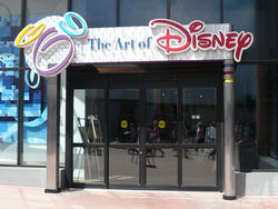 The Art of Disney Store E-Art of Disney-20000000001665463-500x375