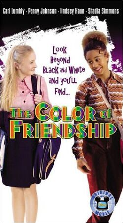 The Color of Friendship VHS