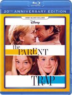 The Parent Trap 1998 Blu-Ray