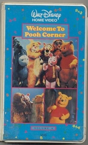 File:Welcome to Pooh Corner Volume 6.jpg