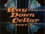Way Down Cellar