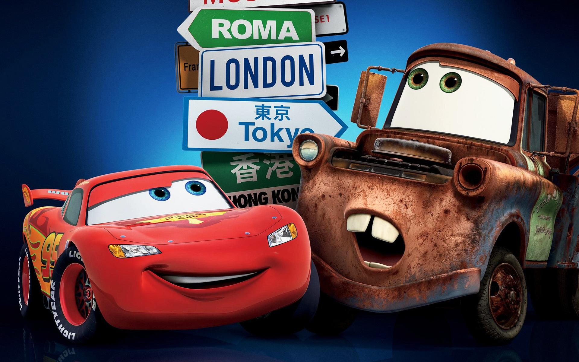 image 4177278 cars 2 london tokyo jpg disney wiki fandom
