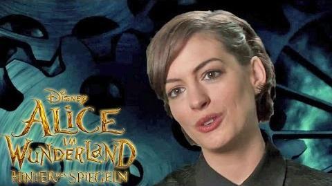 ALICE IM WUNDERLAND Hinter den Spiegeln - Zurück im Unterland - Ab 26. Mai im Kino Disney HD