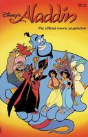 Aladdin Graphic Novel