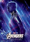 Avengers Endgame Russian poster - Okoye
